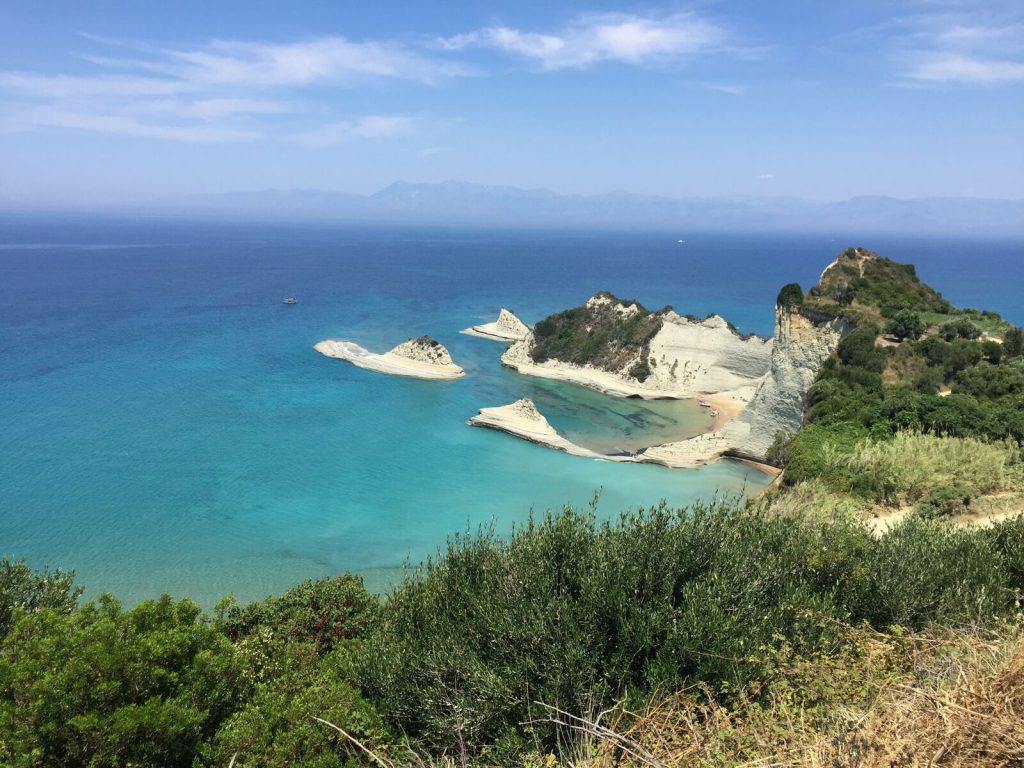 Natur auf Korfu