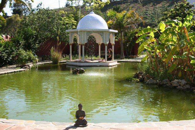 Indischer Garten CASA EL MORISCO