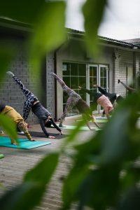 Yoga Urlaub in Spanien