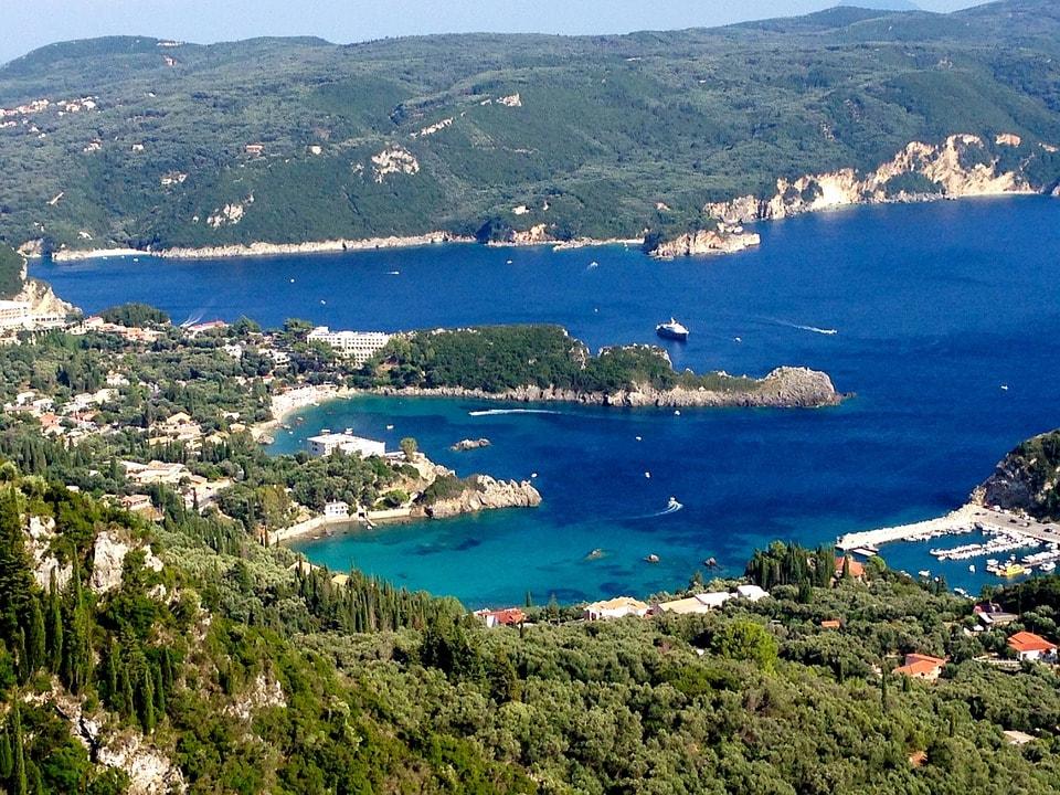 Entspannen & erholen Sie sich in Korfu