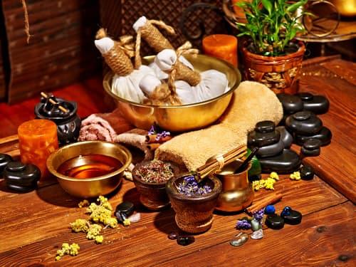 Eine Ayurveda-Kur in Indien bringt den Körper & Geist wieder in Gleichgewicht