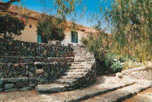 Inmitten unberührter Natur zu sich selber finden auf La Gomera in der Finca ek Cabrito
